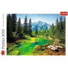 Tatra Mountains 500 Piece Jigsaw Puzzle image number 2