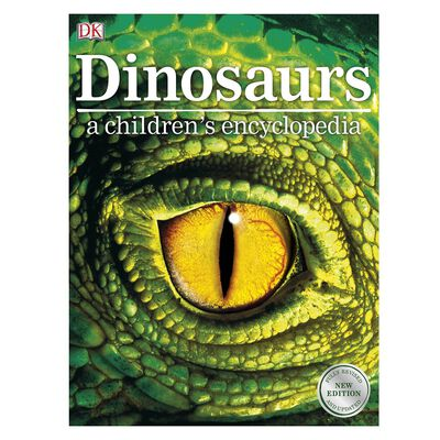 Dinosaurs: A Children's Encyclopaedia image number 1