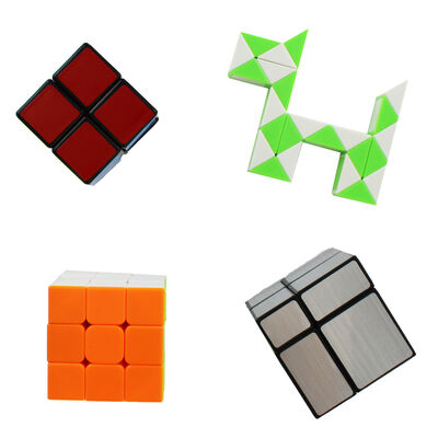 Magic Cubed Puzzles - Set of 4 image number 3