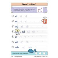 KS1 Handwriting Daily Practice Book: Year 2 Autumn Term