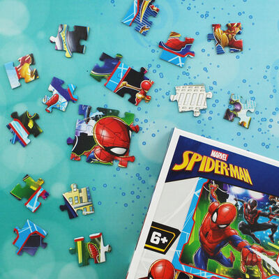 Spiderman 160 Piece Jigsaw Puzzle image number 3
