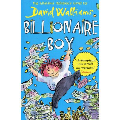 The World of David Walliams: 6 Book Box Set image number 6