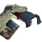 Grey Tyrannosaurus Rex Dinosaur Figurine image number 2