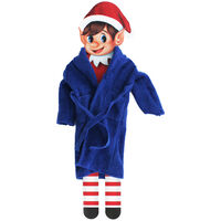Elf Dressing Gown