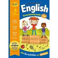 Leap Ahead Workbook: English 9-10 Years
