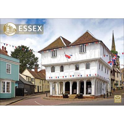 Essex 2020 A4 Wall Calendar image number 1