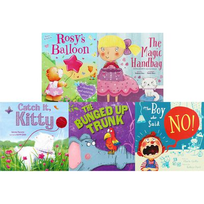 Story-Time Surprises: 10 Kids Picture Books Bundle image number 3