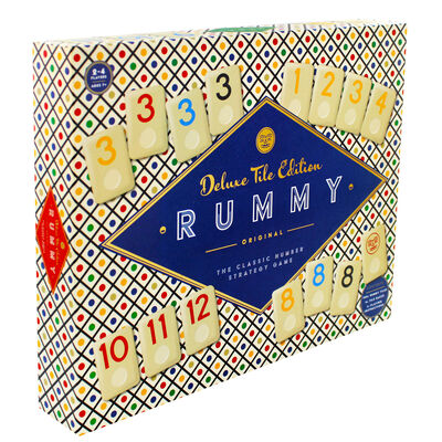 Deluxe Tile Edition Rummy Game image number 1