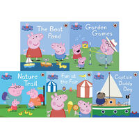 Peppa Pig Tales: 10 Kids Picture Books Bundle