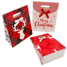Small Christmas Gift Bags: Pack of 3 image number 2