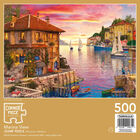 Marina View 500 Piece Jigsaw Puzzle image number 3