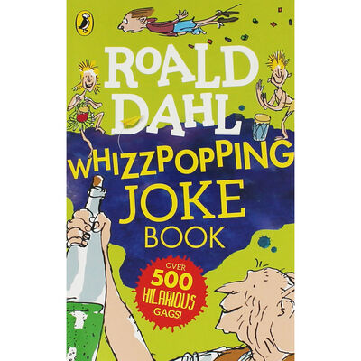 The Roald Dahl Whizzpopping Joke Book image number 1
