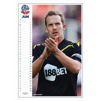 Bolton Wanderers Legends Official 2020 Calendar