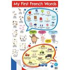 My First French Words Wall Chart image number 1