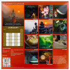 Zen 2022 Square Calendar and Diary Set image number 4
