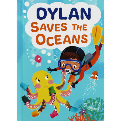 Dylan Saves The Oceans image number 1