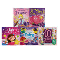 Fairy Tales: 10 Kids Picture Books Bundles