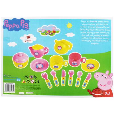 Peppa Pig Tea Set image number 2