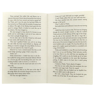 Percy Jackson: 5 Book Collection image number 4