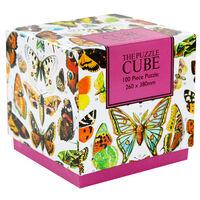 Butterflies 100 Piece Jigsaw Puzzle