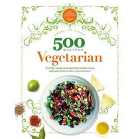 500 Recipes: Vegetarian