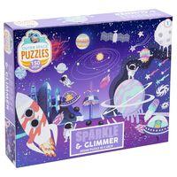 Sparkle Space 150 Piece Jigsaw Puzzle