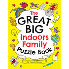 The Great Big Indoors Family Puzzle Book image number 1