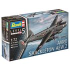 Revell Avro Shackleton Mk.2 AEW Model Kit image number 1