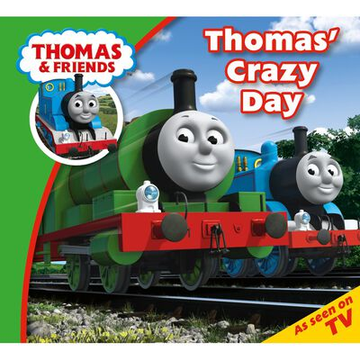 Thomas & Friends: Thomas' Crazy Day image number 1