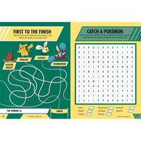 The Official Pokémon Epic Sticker Book