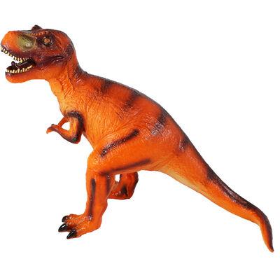 18 Inch Tyrannosaurus Rex Soft Dinosaur Figure image number 1