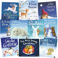 Snowy Stories: 10 Kids Picture Books Bundle