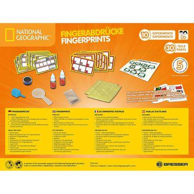 National Geographic Digital Fingerprints Set image number 3
