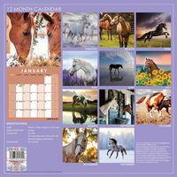 Horses 2021 Calendar and Diary Set