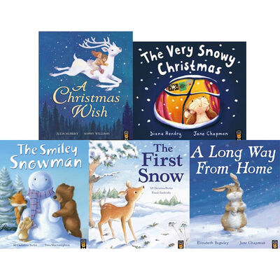 Snowy Stories: 10 Kids Picture Books Bundle image number 2