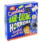 The Coolest Hair-Raising Horrors Book & Prank Kit image number 1