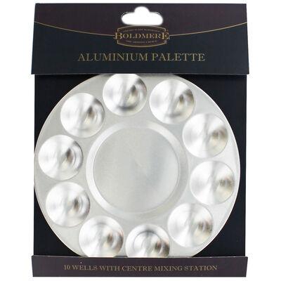 Aluminium Artist Palette image number 1
