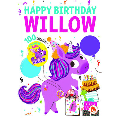 Happy Birthday Willow image number 1