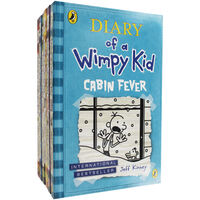 Diary of a Wimpy Kid: 6 Book Collection