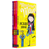 Monstrous Maud: 4 Book Collection