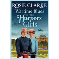 Wartime Blues for the Harpers Girls