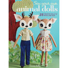 Sew Your Own Animal Dolls image number 1