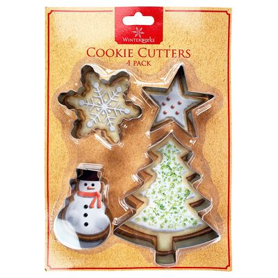 Christmas Cookie Cutters image number 1
