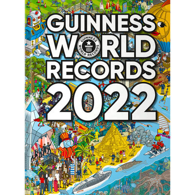 Guinness World Records 2022 image number 1
