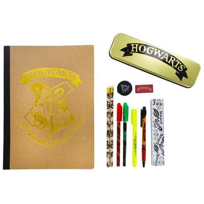 Harry Potter Gold Stationery Bumper Set image number 2