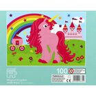 Magical Kingdom 100 Piece Jigsaw Puzzle image number 4