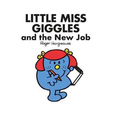 Little Miss Giggles and the New Job image number 1