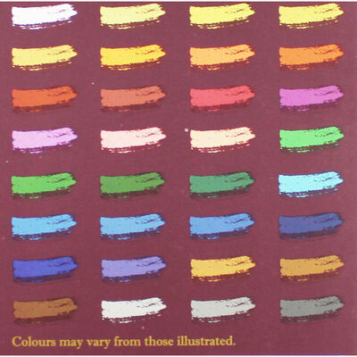 Boldmere Oil Pastels - Set of 32 image number 4