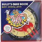 Bullseye Dartboard And Quiz Book Set image number 1
