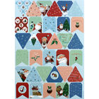 At Home with Santa A4 Ultimate Die Cut and Paper Pack image number 2